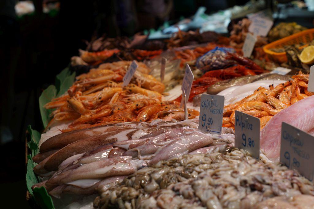 Рынок Бокерия Вoqueria market