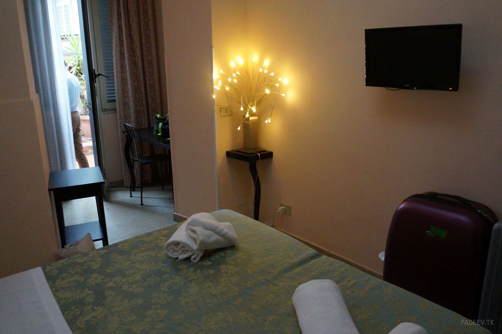 Отель Center 3 Рим 3* Hotel Center 3 Rome 3*